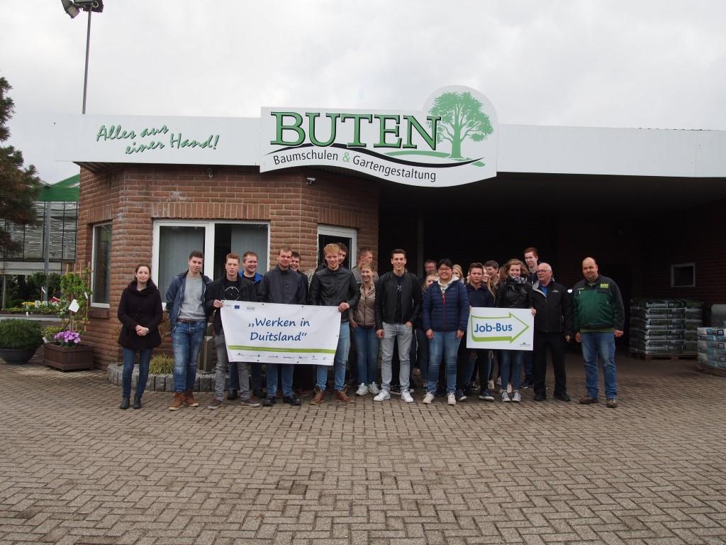 Aoc Terra Groningen : Grenzübergreifend mit dem job bus unterwegs emsachse